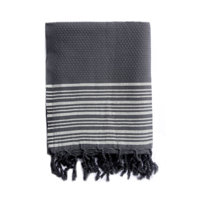 Truva Grey Classic Bath Towel no 2