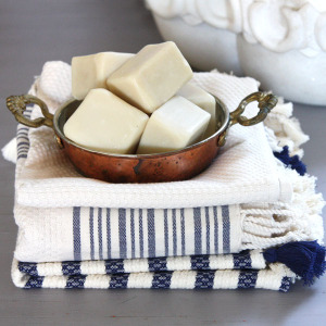 natural olive oil soap lifestyle