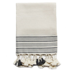 truva Hand Towel natural grey
