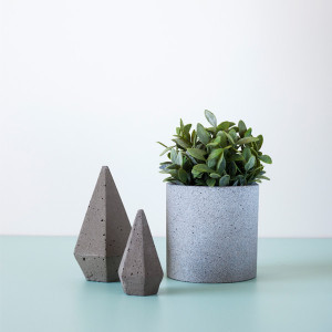 concrete pot image