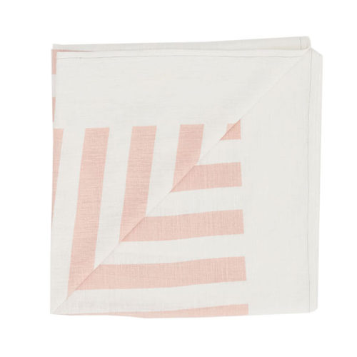 spanish villa towel