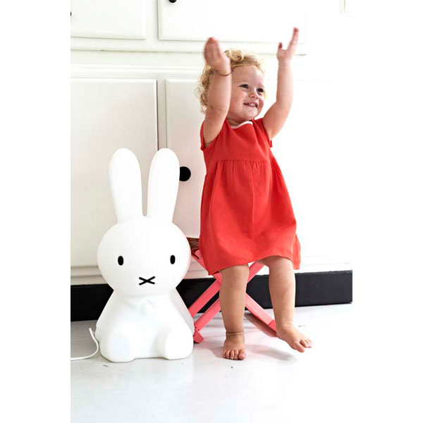rabbit and girl